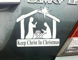 KeepChristCar